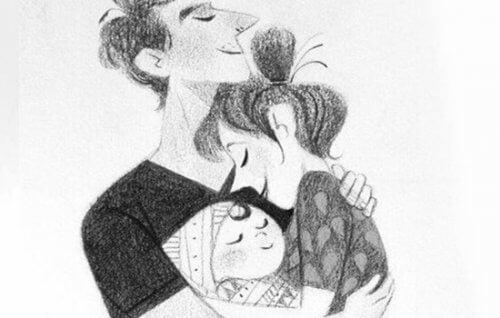 Het leven met je partner nadat de baby is geboren