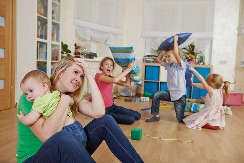 Je tijd goed indelen om een rommelig huis te voorkomen