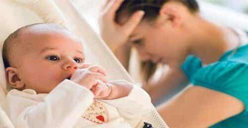 Hoe ga je om met een postnatale depressie?