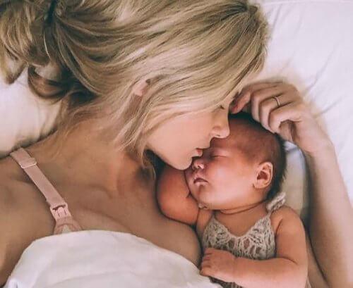 De kleine geheimen van de periode na de bevalling