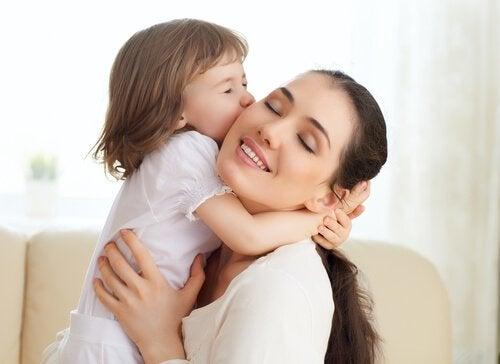 De vreugde van het moeder zijn