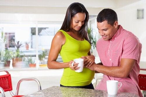 Zin in seks tijdens de zwangerschap