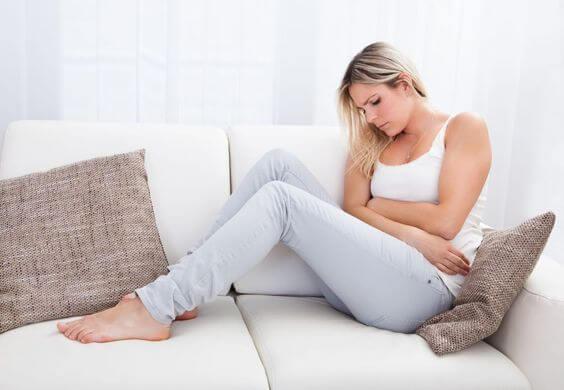 """Ongeveer 75% van de vrouwen lijdt aan een """"postpartum depressie""""."""