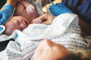 Tekenen dat de bevalling gaat beginnen
