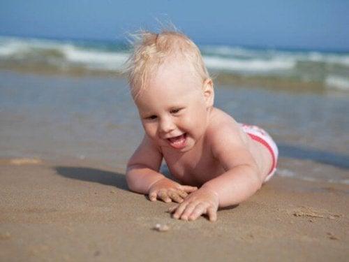 Je baby is 8 maanden oud! Tijd om te onderzoeken!