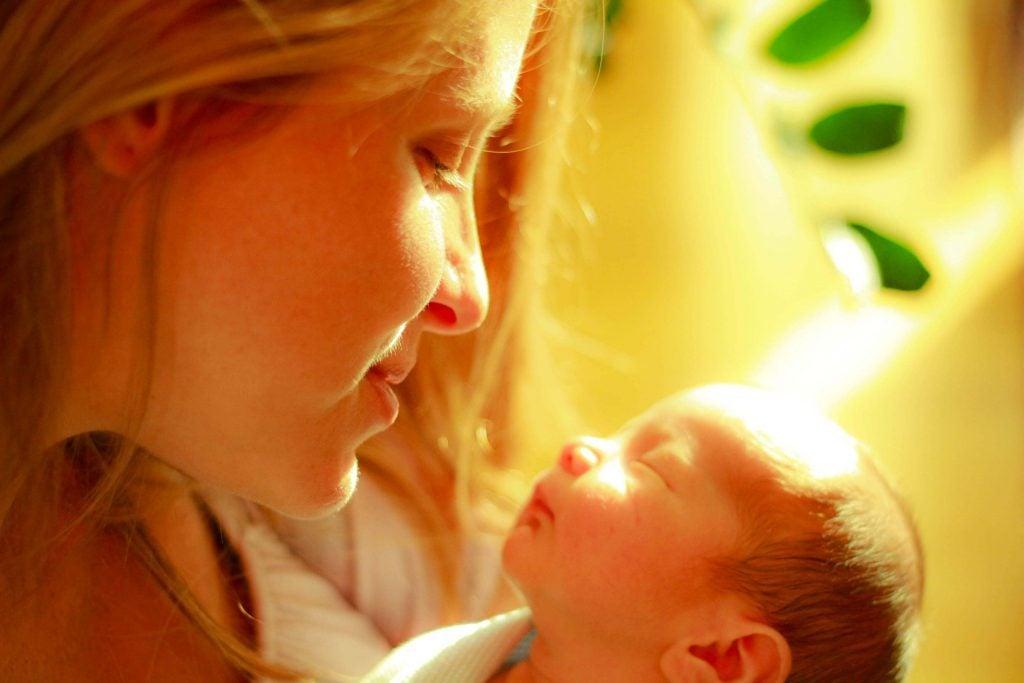 Geniet van je baby: de tijd gaat snel