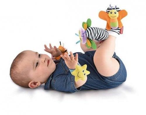 Kinderspel en ontwikkeling in elke fase