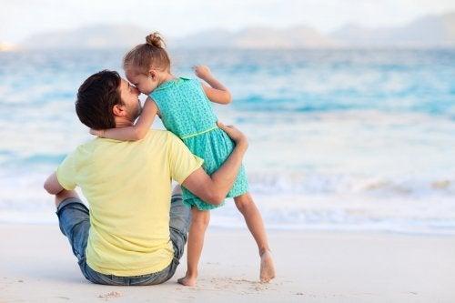 De magische relatie tussen vader en dochter