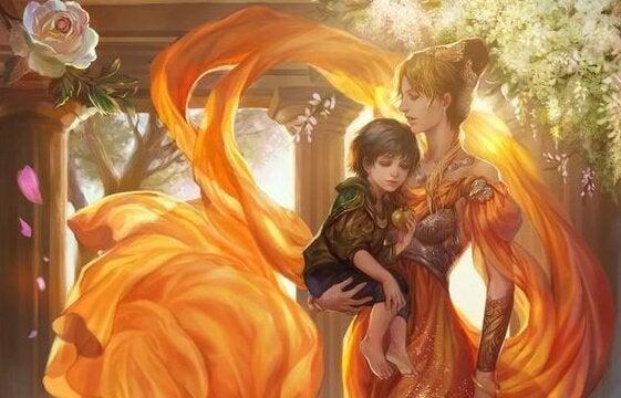 Je kind is een magisch wezen dus laat ze zien en voelen en geloven dat ze speciaal zijn