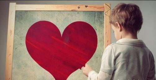 Je bent een deel van mijn hart maar je bent ook mijn zwakte