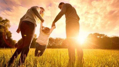 8 beste zinnen voor het met liefde opvoeden van je kinderen