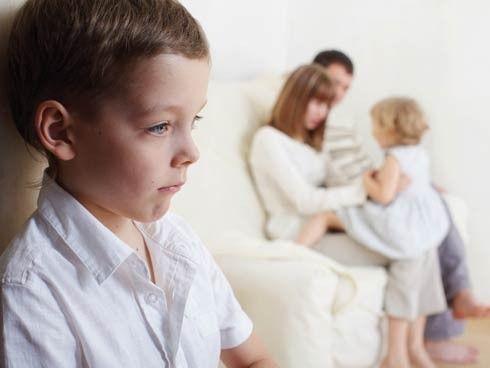 Hebben ouders een favoriet kind of niet?