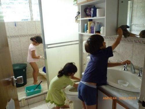 Kinderen verantwoordelijkheid geven in ruil voor voorrechten