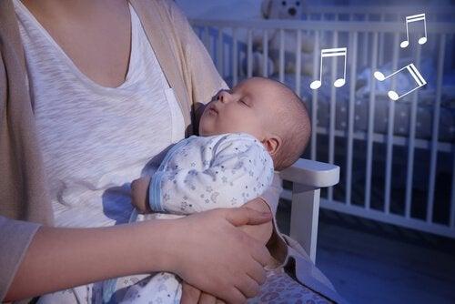 De beste slaapliedjes voor je baby