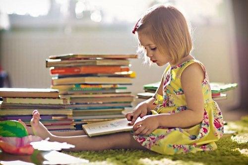 5 boeken die je kind moet lezen voor de leeftijd van 6 jaar
