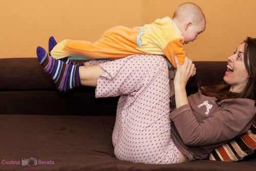 Activiteiten voor het eerste levensjaar van je baby