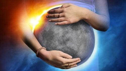 Hebben verduisteringen invloed op de zwangerschap?