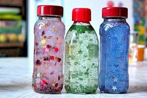 Sensorische flessen