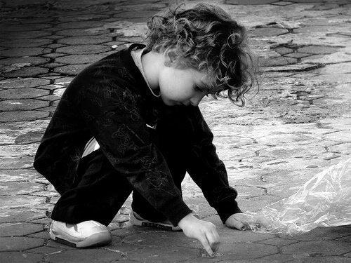 Signalen van autisme bij kinderen