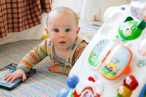 Stimulatie voor baby's
