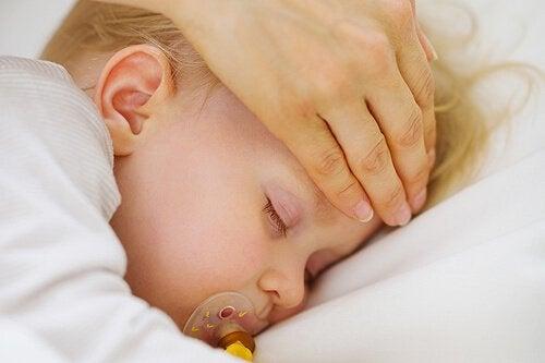 Hoe ga je om met de eerste koorts bij je kind?