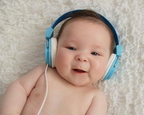 Het Mozart effect als stimulatie voor baby's