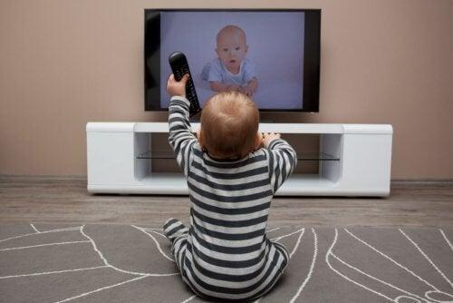 7 Geweldige televisieseries voor baby's