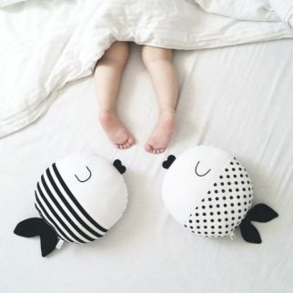Je kind trapt de lakens weg in bed