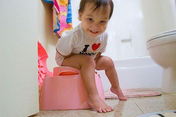 Stap voor stap je kind zindelijk maken