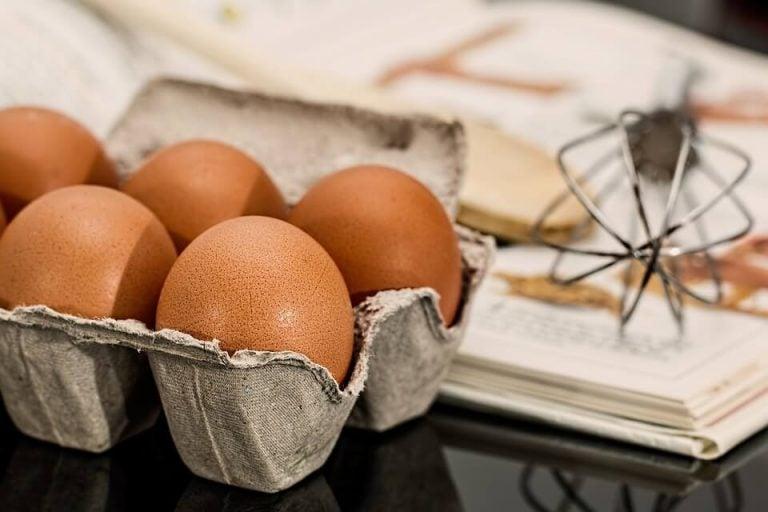Vitamine D in eieren