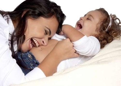 Gestopt met schreeuwen, gelukkige kinderen