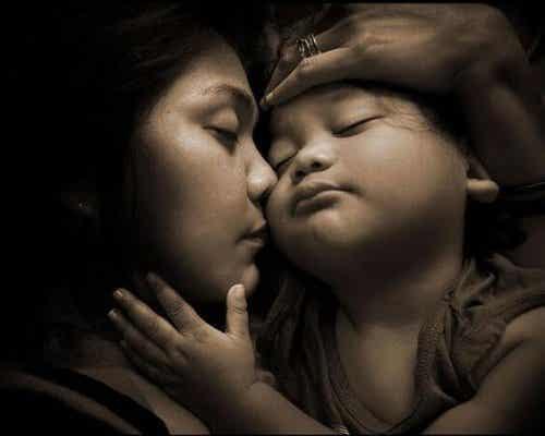Moeder zijn is een geweldig geschenk