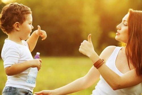 8 zinnen om met liefde je kinderen op te voeden