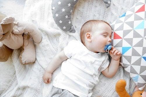 Je baby leren slapen