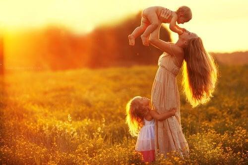 Opvoeden met liefde en het belang van positieve stimulans