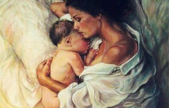 Je bent mijn heden, mijn toekomst en het beste deel van mijn verleden