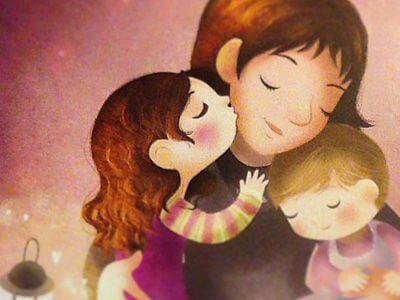 Moederliefde biedt de zoetste beloning