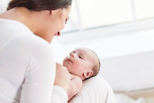 Stimulatie van baby's