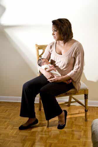 Ongemakken tijdens het postpartum - het kwetsbare moment na de bevalling