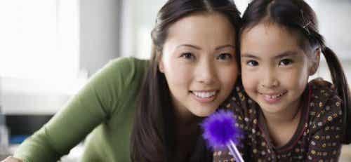 Komt de intelligentie van kinderen van hun moeders?