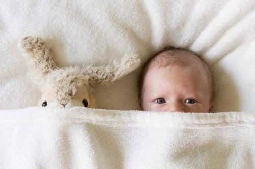 Je baby's ogen
