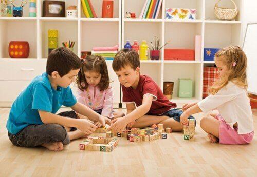 Spelletjes voor kinderen