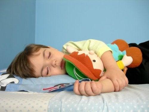 Wat is er mis met laat slapende kinderen
