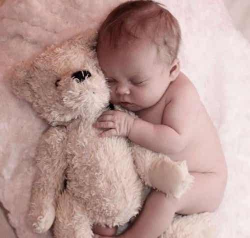 Lieve mama, een brief van je baby die je 's nachts wakker maakt