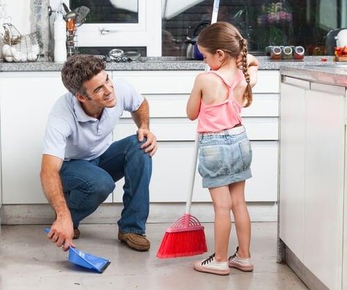 5 manieren om je kinderen goed ouderschap te tonen