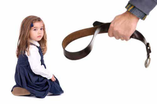 Lijfstraffen van invloed op IQ van je kind