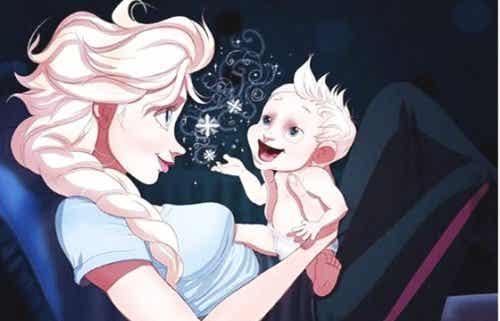 Je baby begint te praten, maar... alleen jij begrijpt hem!