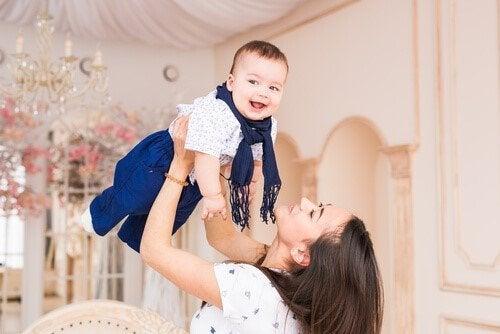 7 tips voor een blij en gelukkig moederschap