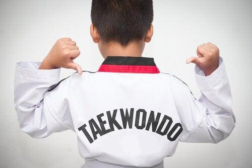De pluspunten van Taekwondo voor kinderen
