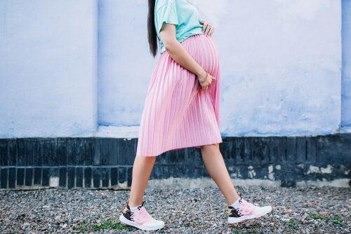 Lopen tijdens de zwangerschap: hoe ver en hoe snel?